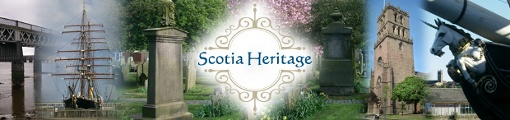 Scotia Heritage - Guided walking tours of Dundee City and personalised driving tours around Dundee, Angus and Fife.
